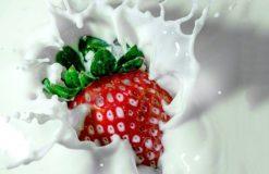 イチゴ三昧で大満足です♡(新井)