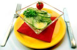 夏バテなどの効果がとても高い夏野菜(福田)