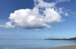 沖縄でシュノーケリング♫(阿守)