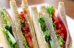 サンドイッチ(上杉)