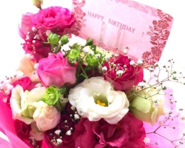 お誕生日を祝って頂きました!!【桜井】