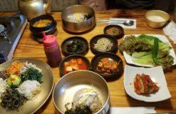 新大久保のおすすめ韓国家庭料理【天瀬】