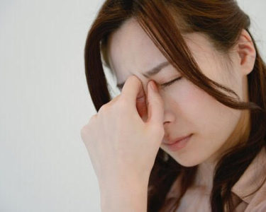 頭痛の原因は様々(橋本)