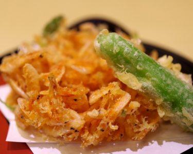 天ぷら(中村)