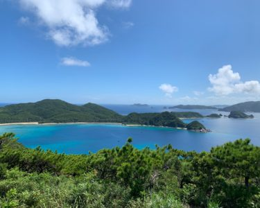 沖縄でSUP(三井)