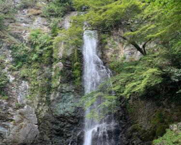 箕面の滝(三井)