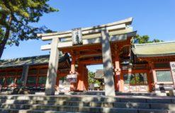 住吉大社(中村)