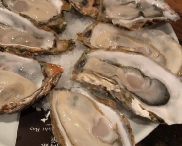 贅沢すぎる牡蠣の食べ放題へ【後藤】