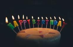 誕生日(中村)