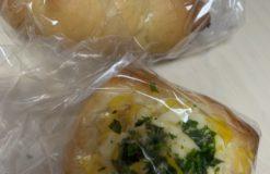 いとこに手作りパンを頂きました!