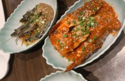 韓国料理を食べに行きました♪【幸田】