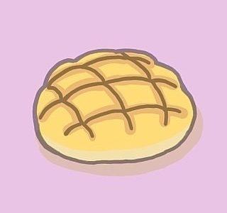 冷凍メロンパン【佐藤】