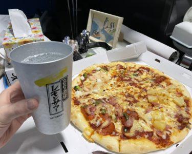ピザにお酒!!【奈良】